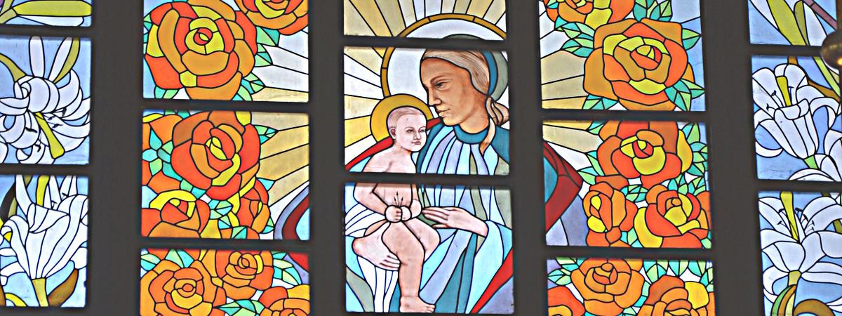 Maryja jest dla nas Matką Miłosierdzia.