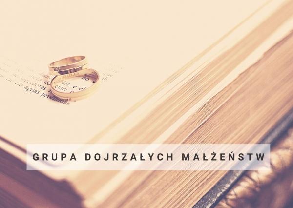 Grupa Dojrzałych Małżeństw